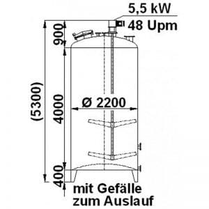 mixing-tank-15000-litres-standing-drawing-3314