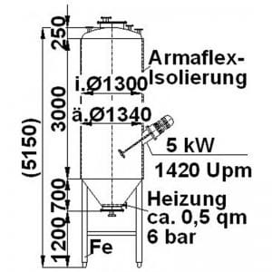 mixing-tank-4000-litres-standing-drawing-3277