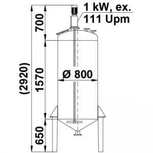 mixing-tank-800-litres-standing-drawing-2802