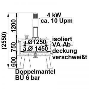 mixing-tank-900-litres-standing-drawing-3187