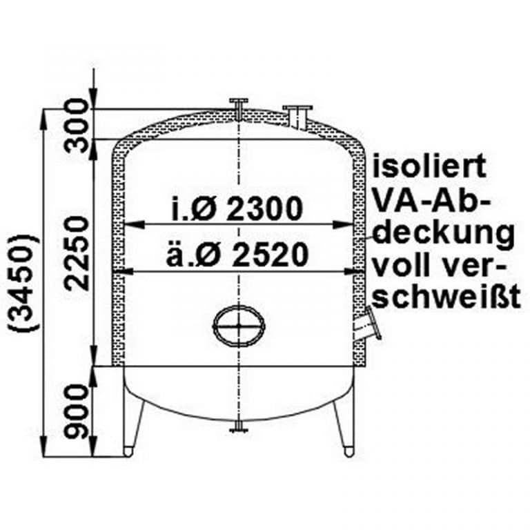 stainless-steel-tank-10000-litres-standing-drawing-3441