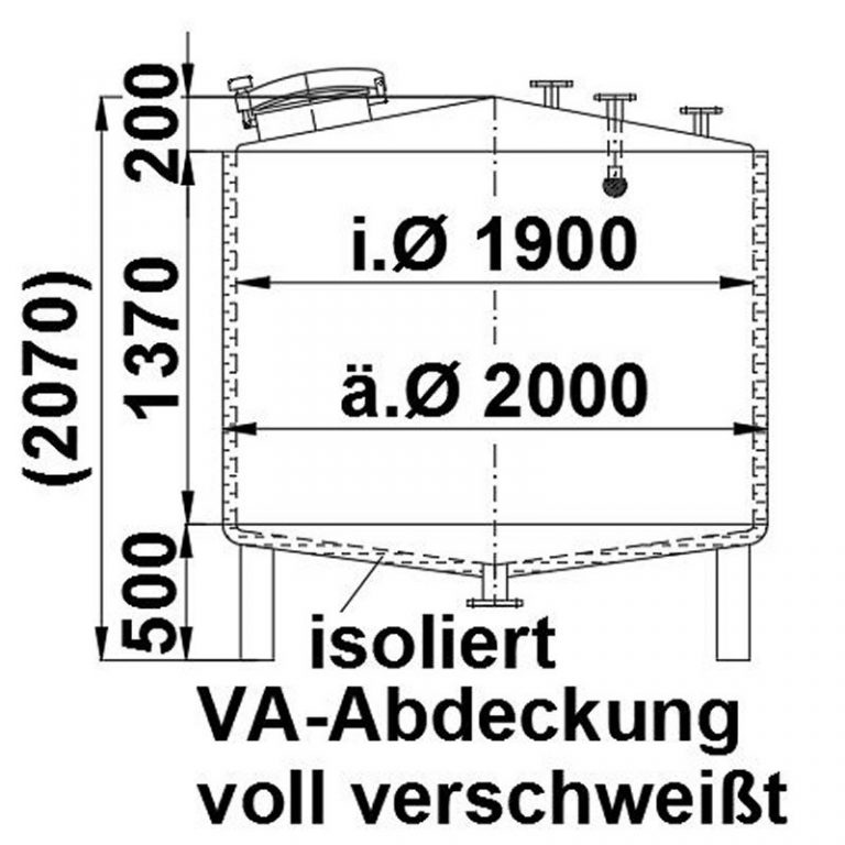 stainless-steel-tank-4000-litres-standing-drawing-3954