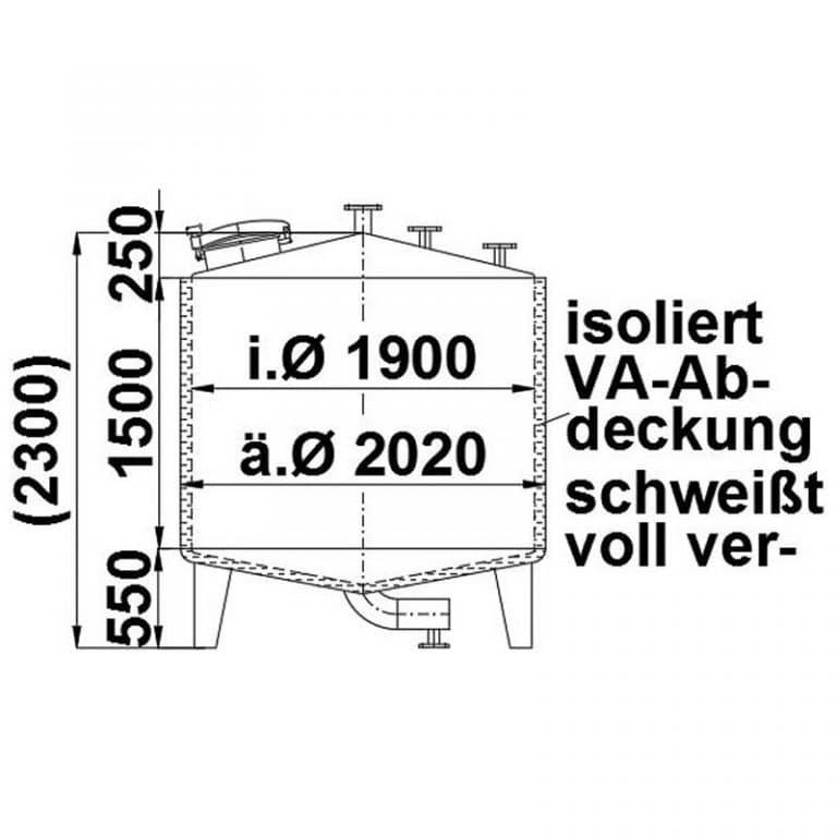 stainless-steel-tank-4500-litres-standing-drawing-3956
