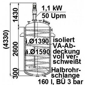 mixing-tank-4200-litres-standing-drawing-3698