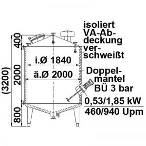 mixing-tank-5000-litres-standing-drawing-3949