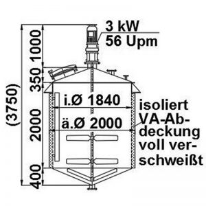 mixing-tank-5500-litres-standing-drawing-3855