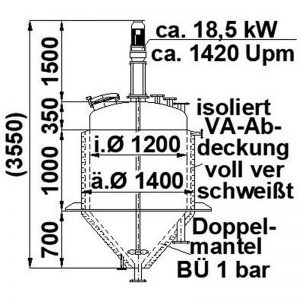 mixing-tank-2000-litres-standing-drawing-3688