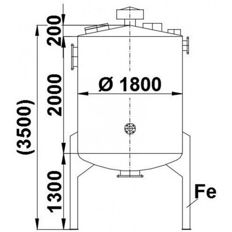 stainless-steel-tank-5600-litres-standing-drawing-3468