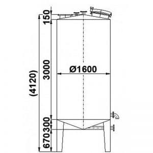stainless-steel-tank-6000-litres-standing-drawing-3816