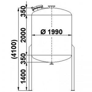 stainless-steel-tank-7000-litres-standing-drawing-3711