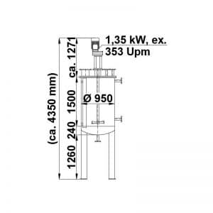 mixing-tank-1200-litres-standing-drawing-3643