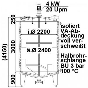 mixing-tank-12000-litres-standing-drawing-3988