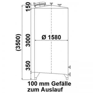 stainless-steel-tank-6000-litres-standing-drawing-3983